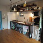 無垢材のフローリングをキッチンの床に使うことについて